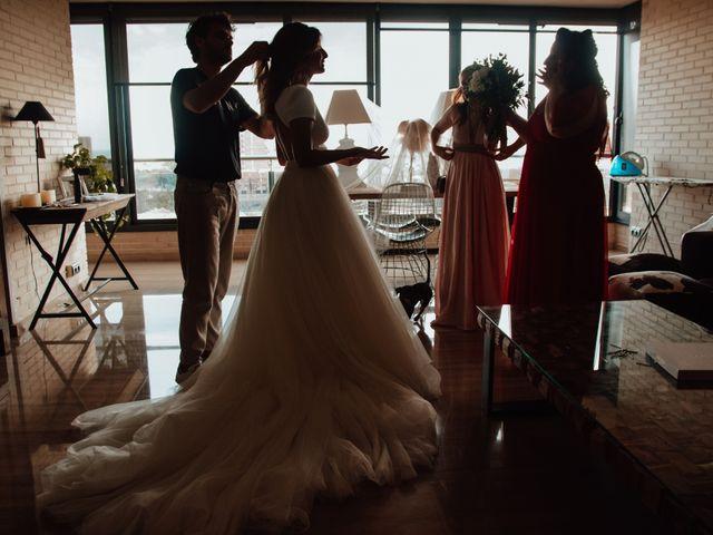La boda de Fernando y Sandra en Alacant/alicante, Alicante 40