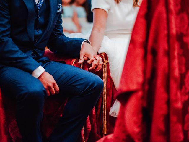 La boda de Fernando y Sandra en Alacant/alicante, Alicante 49