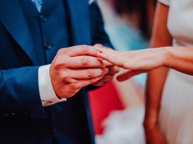 La boda de Fernando y Sandra en Alacant/alicante, Alicante 50