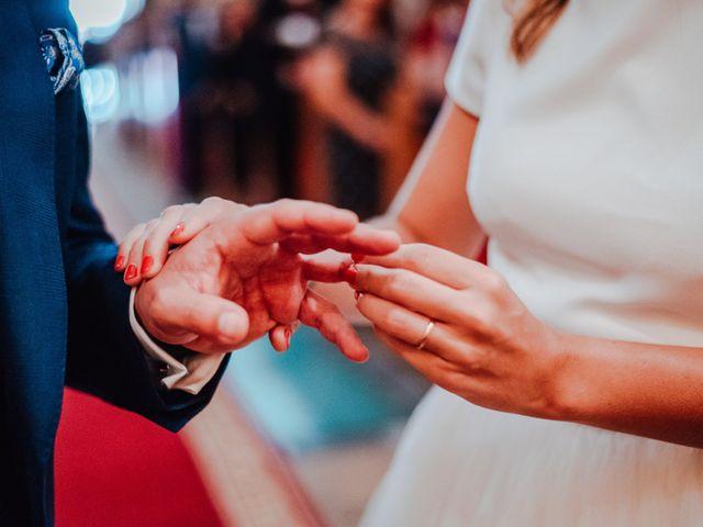 La boda de Fernando y Sandra en Alacant/alicante, Alicante 52