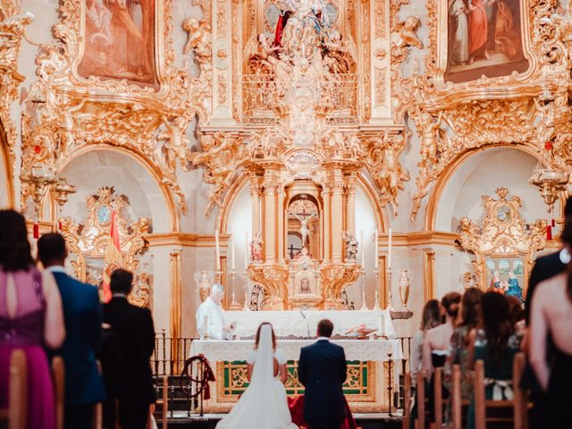 La boda de Fernando y Sandra en Alacant/alicante, Alicante 54