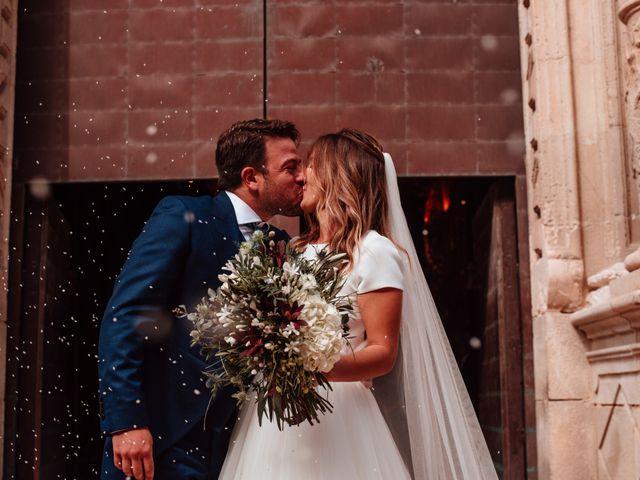 La boda de Fernando y Sandra en Alacant/alicante, Alicante 56
