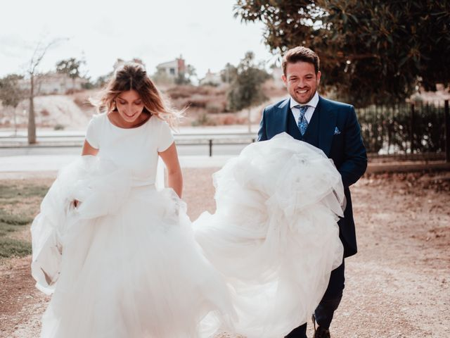 La boda de Fernando y Sandra en Alacant/alicante, Alicante 58