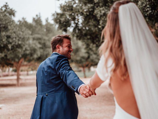 La boda de Fernando y Sandra en Alacant/alicante, Alicante 62