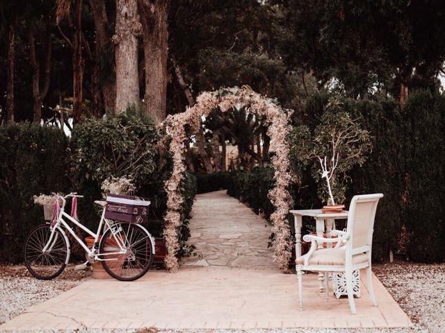 La boda de Fernando y Sandra en Alacant/alicante, Alicante 63