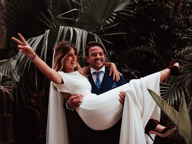 La boda de Fernando y Sandra en Alacant/alicante, Alicante 64