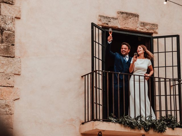 La boda de Fernando y Sandra en Alacant/alicante, Alicante 70