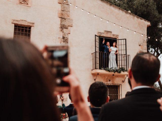 La boda de Fernando y Sandra en Alacant/alicante, Alicante 71