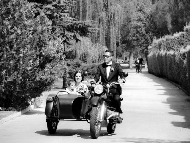 La boda de Román y Patricia en Brunete, Madrid 56