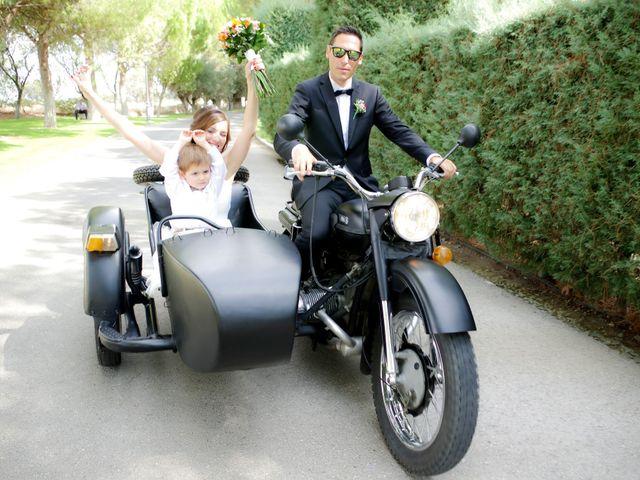 La boda de Román y Patricia en Brunete, Madrid 65