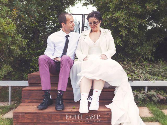 La boda de Raul y Lídia