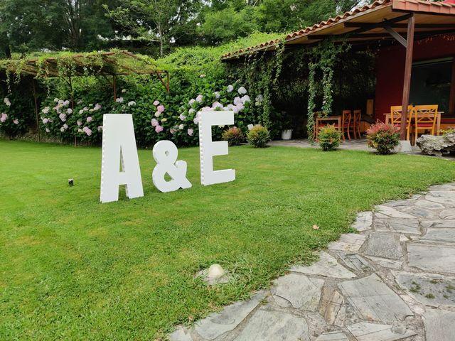 La boda de Emmanuel  y Aitziber en Usurbil, Guipúzcoa 2