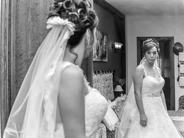 La boda de Jose Manuel y Raquel en Huetor Vega, Granada 11