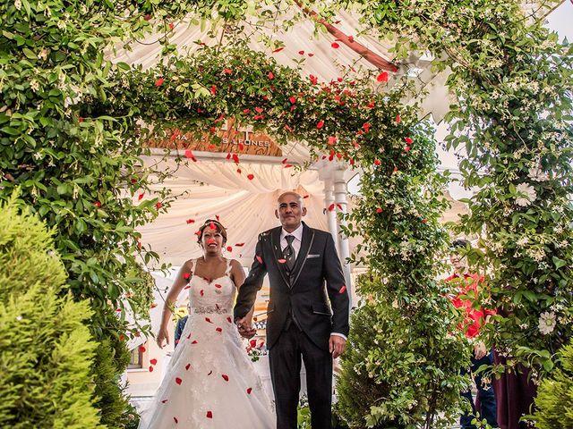 La boda de Jose Manuel y Raquel en Huetor Vega, Granada 16
