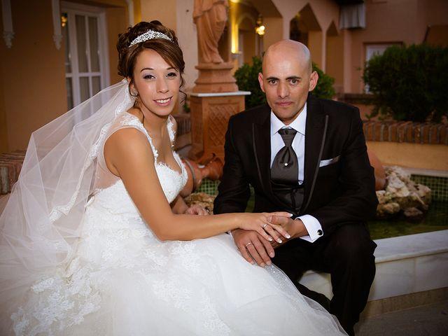 La boda de Raquel y Jose Manuel