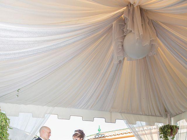 La boda de Jose Manuel y Raquel en Huetor Vega, Granada 23