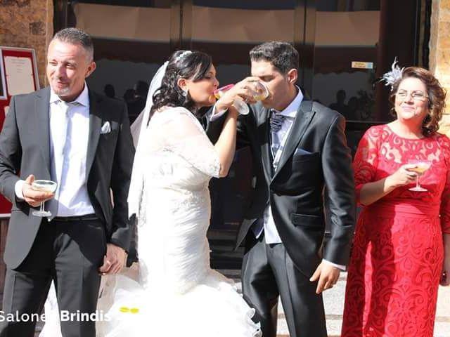 La boda de Cristian y Cristina en Cox, Alicante 1