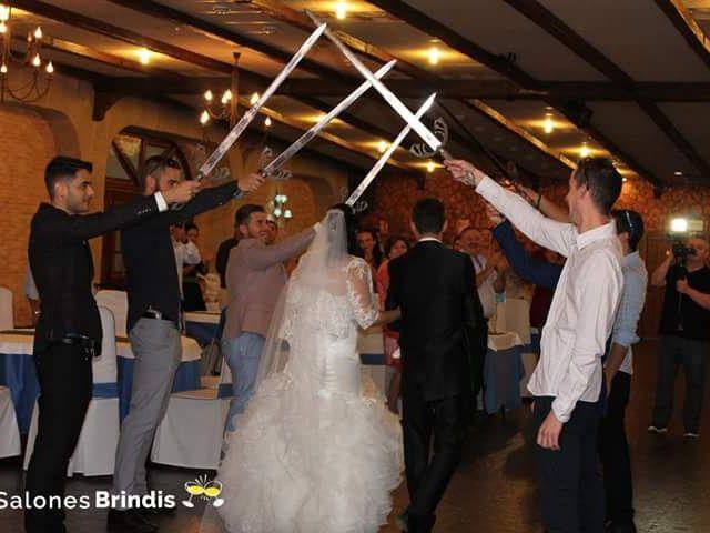 La boda de Cristian y Cristina en Cox, Alicante 2