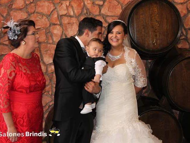 La boda de Cristian y Cristina en Cox, Alicante 3