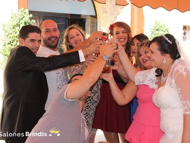 La boda de Cristian y Cristina en Cox, Alicante 4