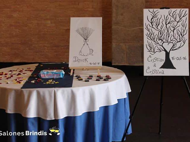 La boda de Cristian y Cristina en Cox, Alicante 5