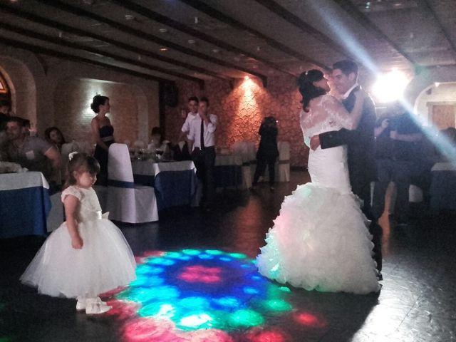 La boda de Cristian y Cristina en Cox, Alicante 8