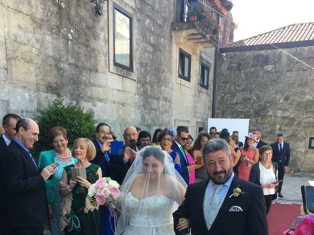 La boda de FRANCISCO JAVIER y ANA VIDAL en Padron, A Coruña 4