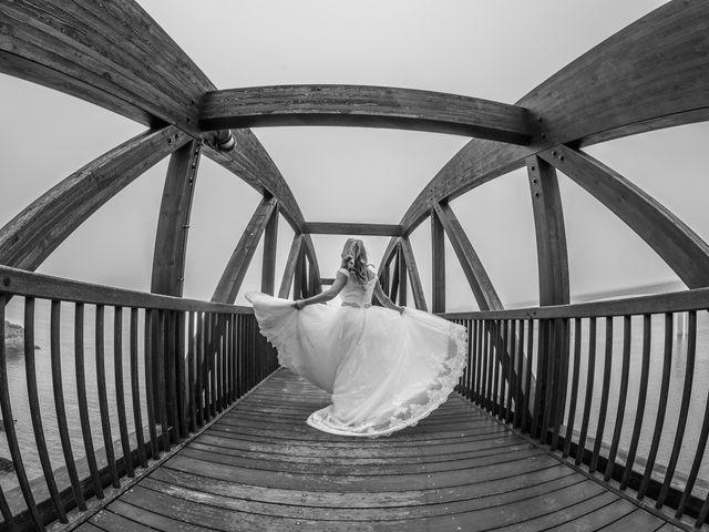 La boda de luisja y silvia en Carracedelo, León 27