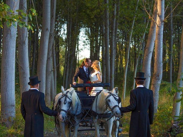 La boda de luisja y silvia en Carracedelo, León 42