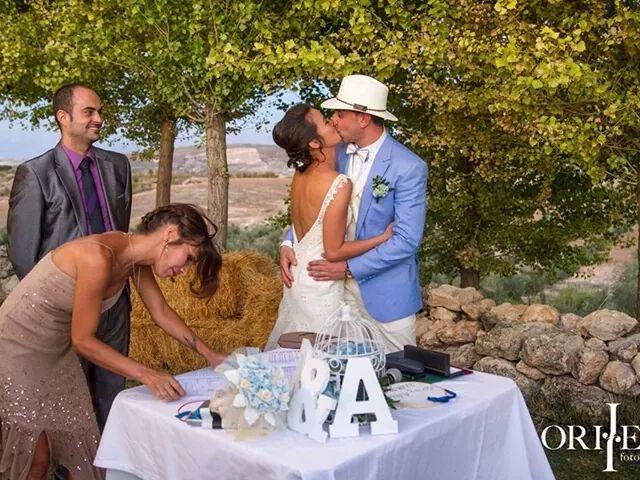 La boda de Adri y Rena en Salar, Granada 1