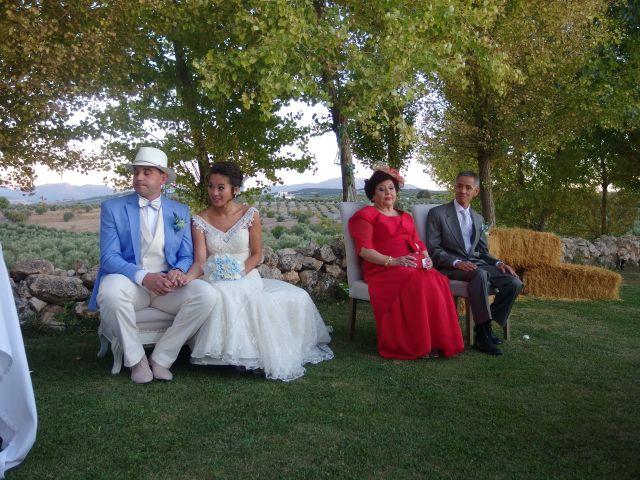 La boda de Adri y Rena en Salar, Granada 5