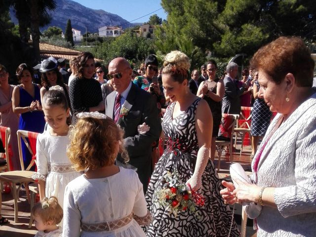 La boda de Jose y Vero en Dénia, Alicante 2