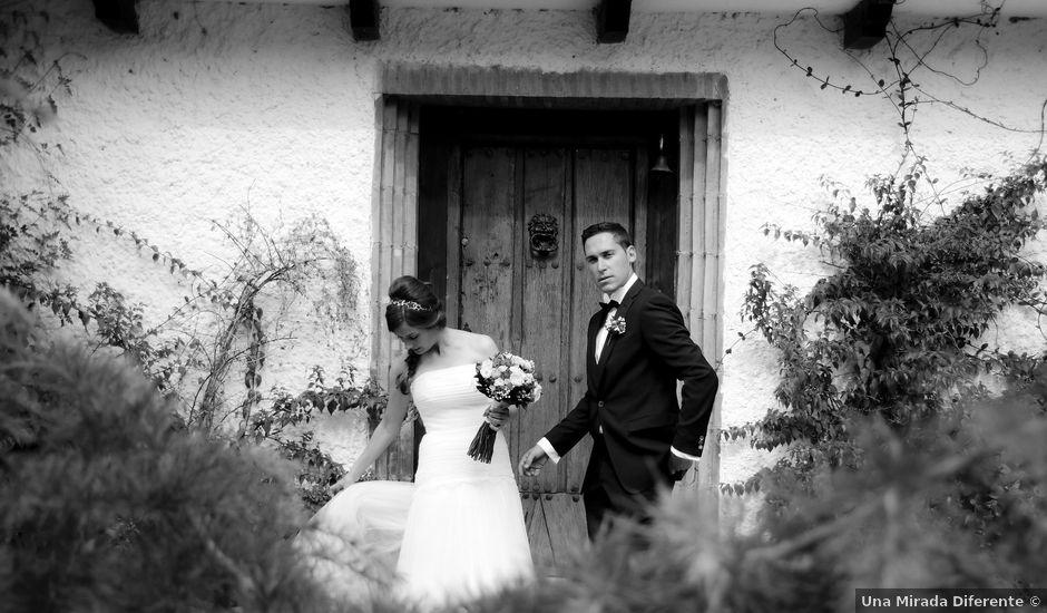 La boda de Román y Patricia en Brunete, Madrid