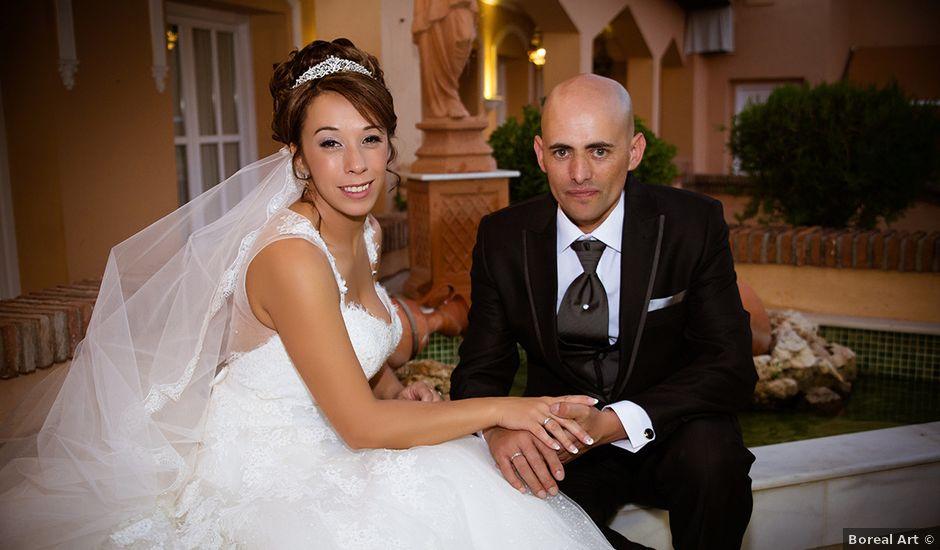 La boda de Jose Manuel y Raquel en Huetor Vega, Granada