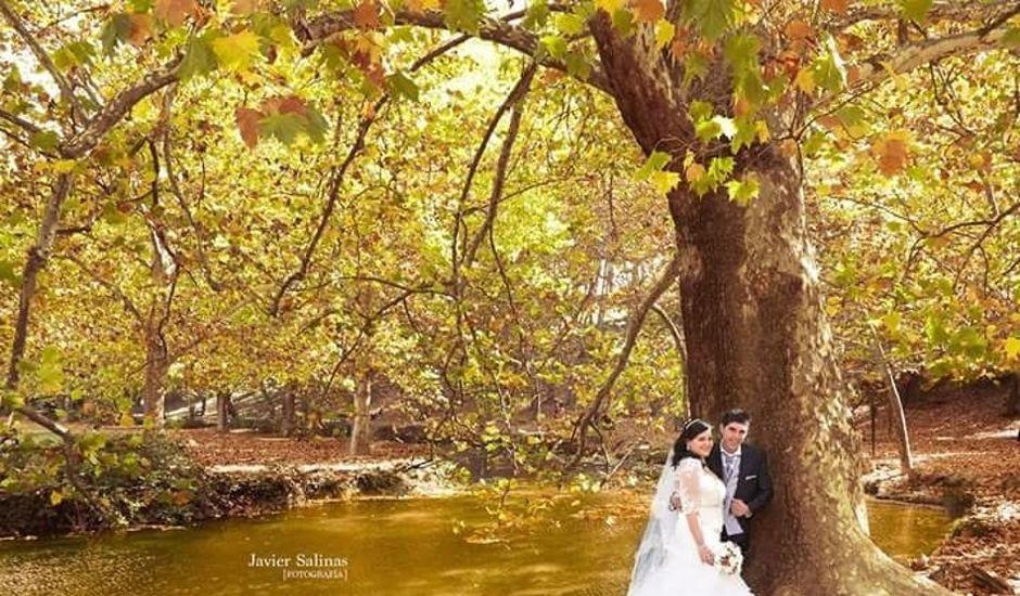 La boda de Cristian y Cristina en Cox, Alicante