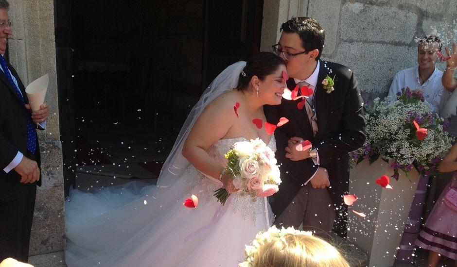 La boda de FRANCISCO JAVIER y ANA VIDAL en Padron, A Coruña