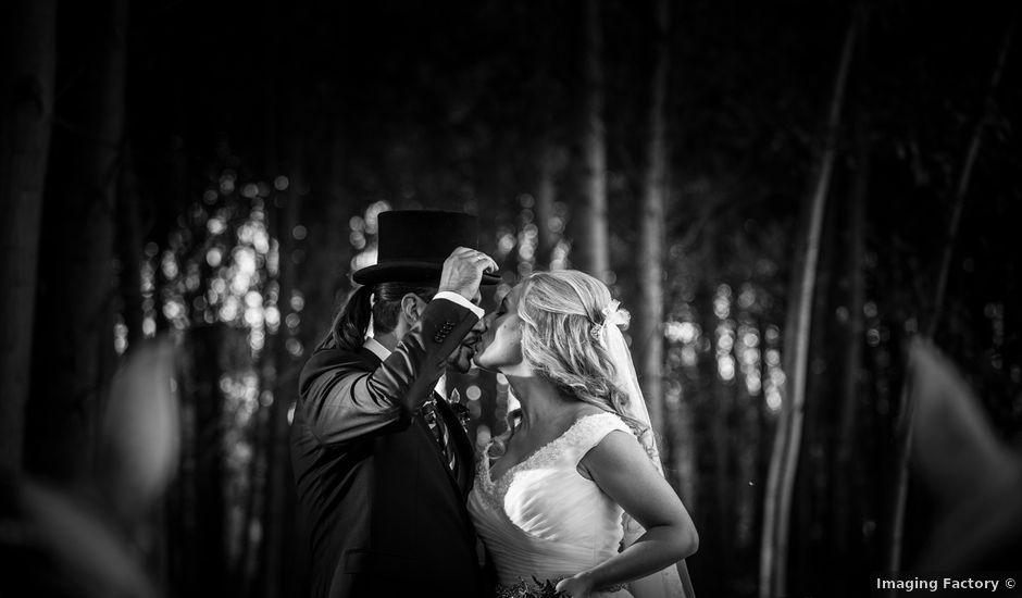 La boda de luisja y silvia en Carracedelo, León