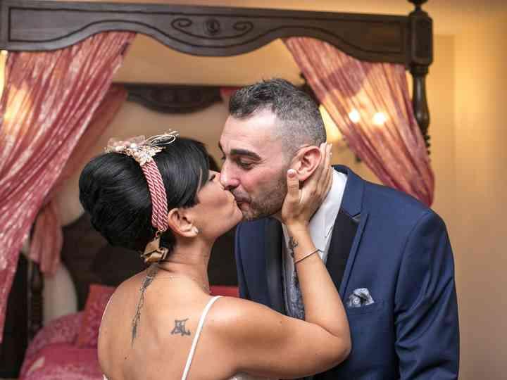 La boda de Roberto y Yolanda