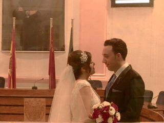 La boda de Mara y Jonatan  1