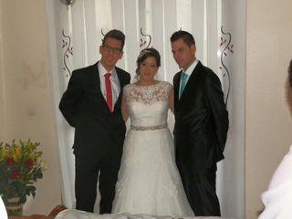 La boda de Mara y Jonatan