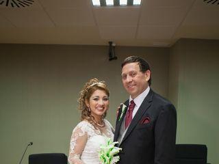 La boda de Hanspeter y Maritza 1