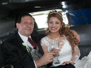 La boda de Hanspeter y Maritza