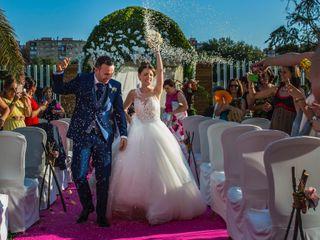 La boda de Elisabet y David