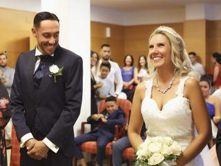 La boda de Veronica y Juan Carlos 2