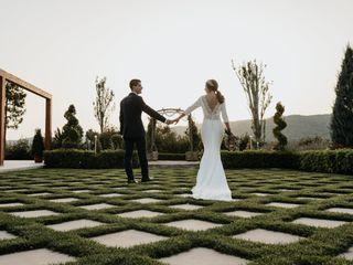 La boda de Sandra y Tono