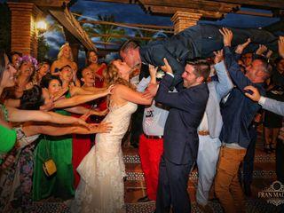 La boda de Samantha y Jose Antonio