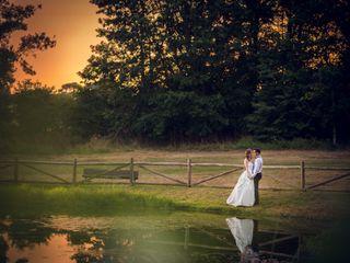 La boda de Agueda y Andoni