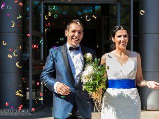 La boda de Silvia  y Jose Maria