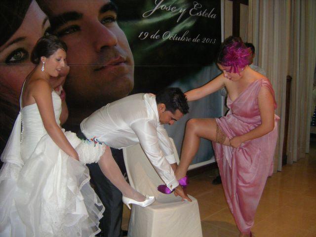 La boda de Estela y José Manuel en Velez Malaga, Málaga 9
