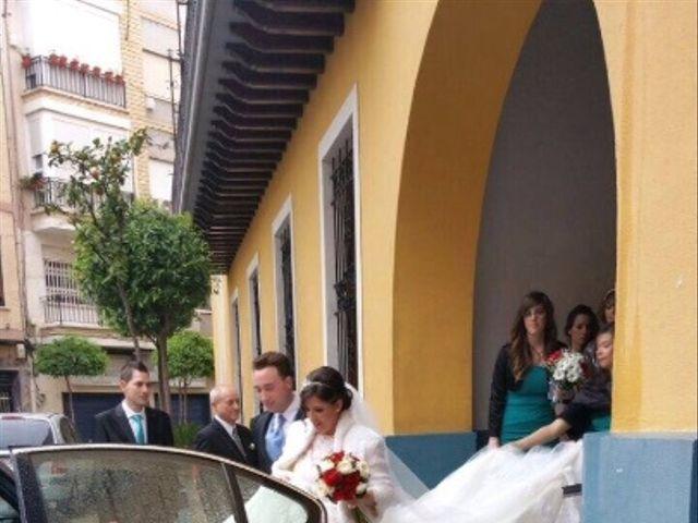 La boda de Jonatan  y Mara en Alcantarilla, Murcia 7